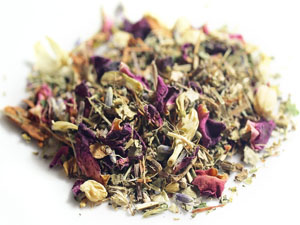 organic loose leaf tea for sleep and relaxation