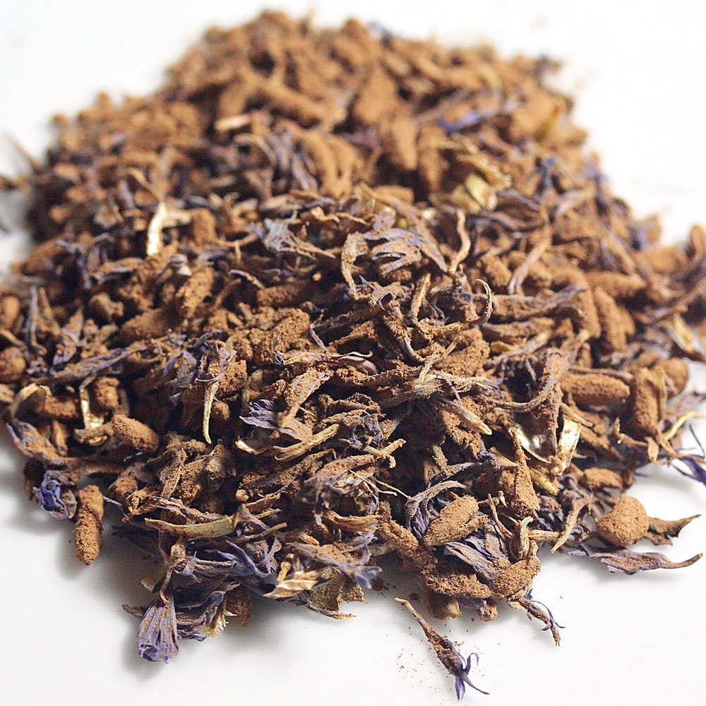 Chocolate Lavender Organic Loose Leaf Tea
