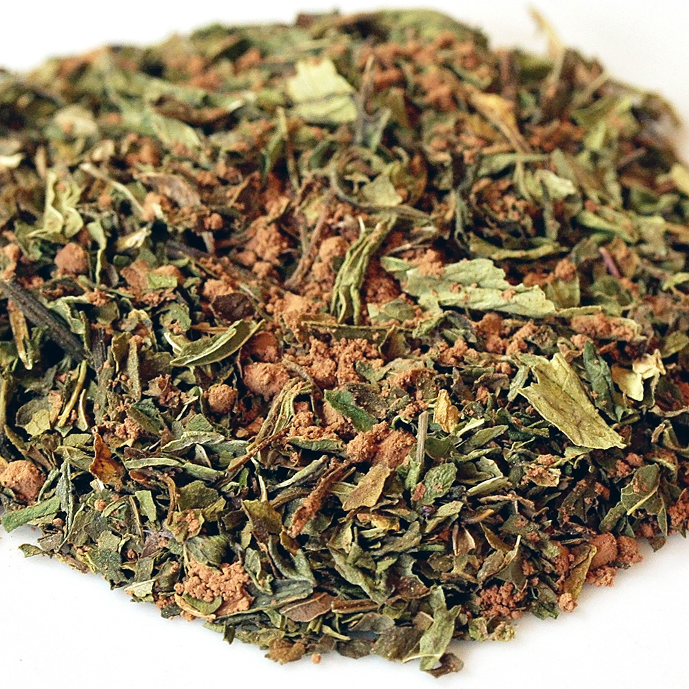 Chocolate Mint Organic Loose Leaf Tea