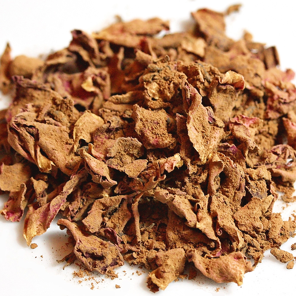Chocolate Rose Organic Loose Leaf Tea