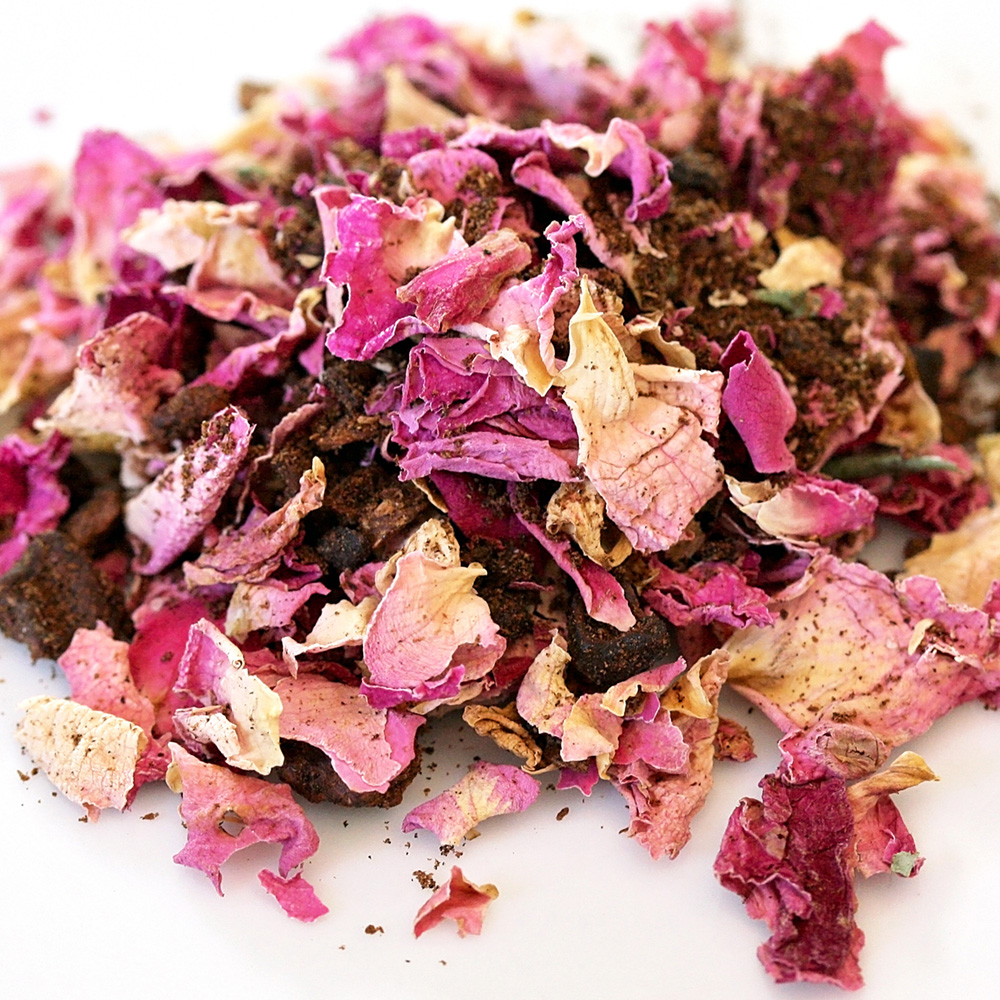 Vanilla Rose Organic Loose Leaf Tea