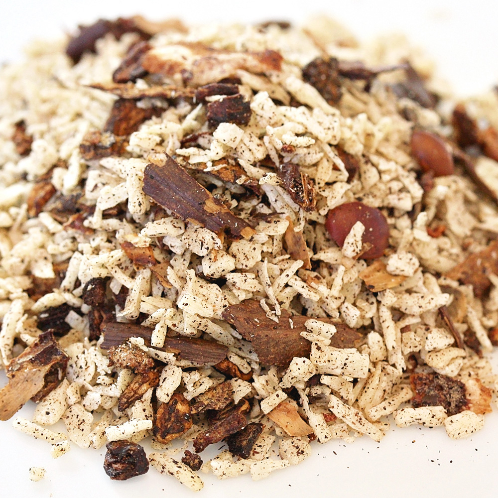 Vanilla Coconut Organic Loose Leaf Tea