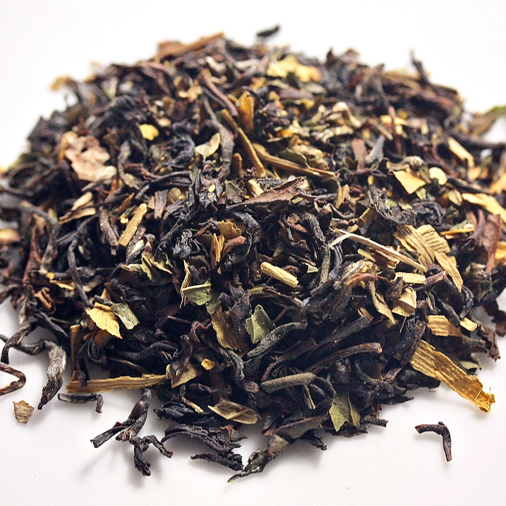 Mercury Organic Loose Leaf Tea