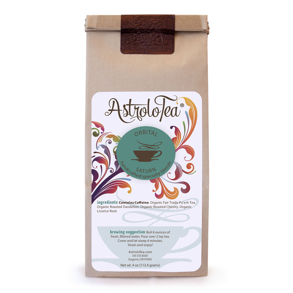 Saturn Loose Leaf Tea Blend
