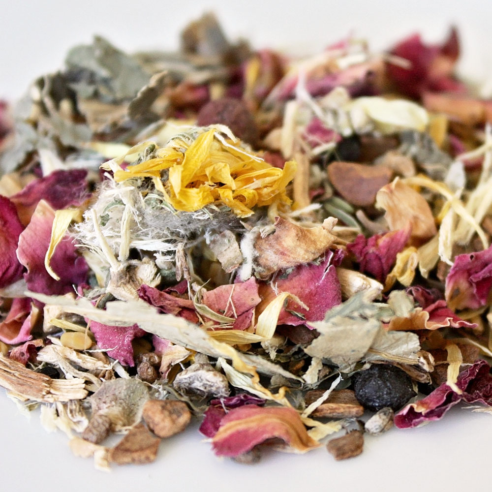 Center Of Truth (Heart) Organic Loose Leaf Tea