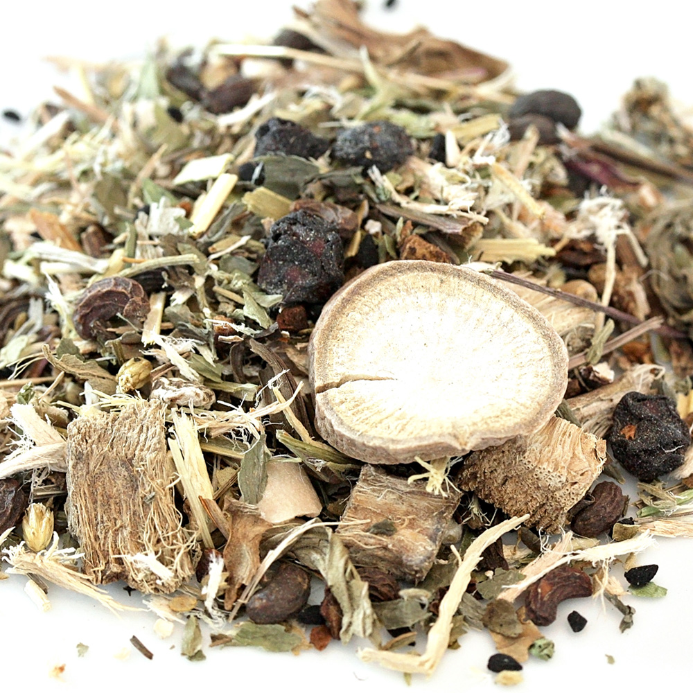 Organic Loose Leaf Tea For The Liver