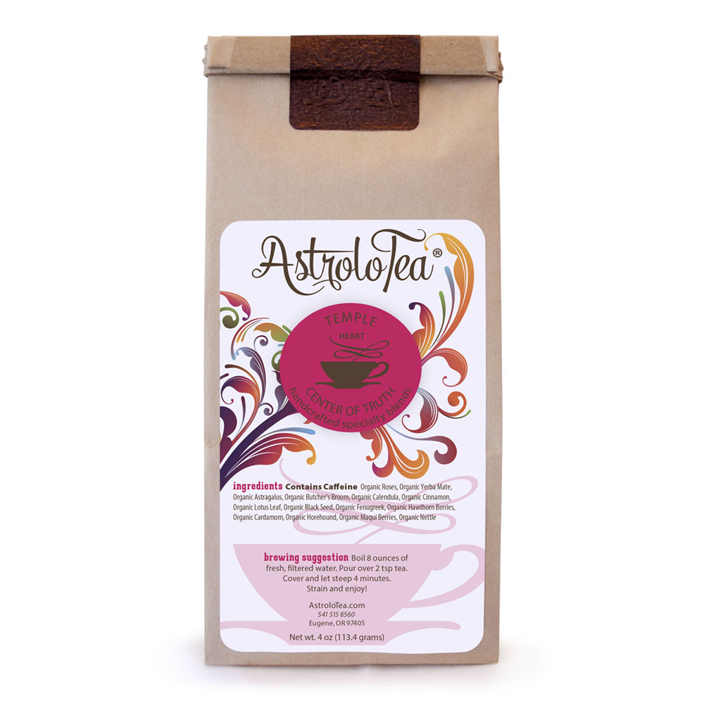 Heart Loose Leaf Tea Blend