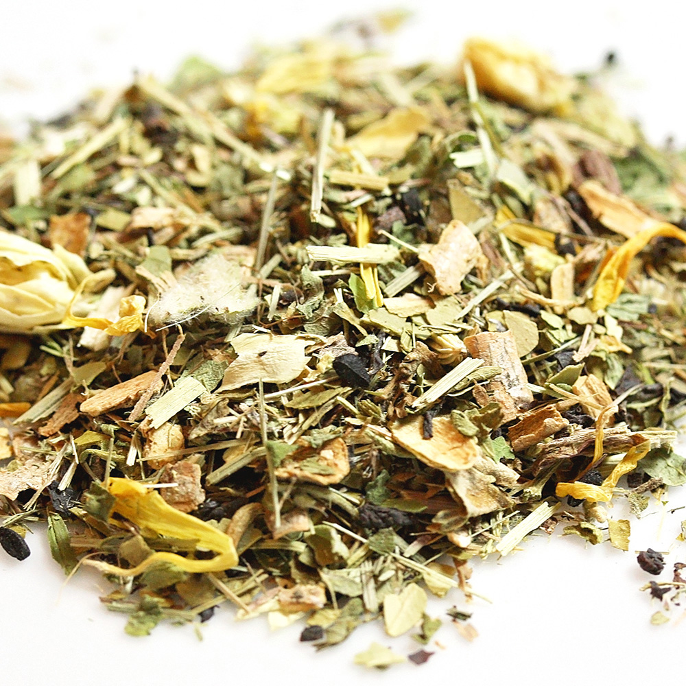 Sigh Of Relief Organic Loose Leaf Tea For Aches And Pains