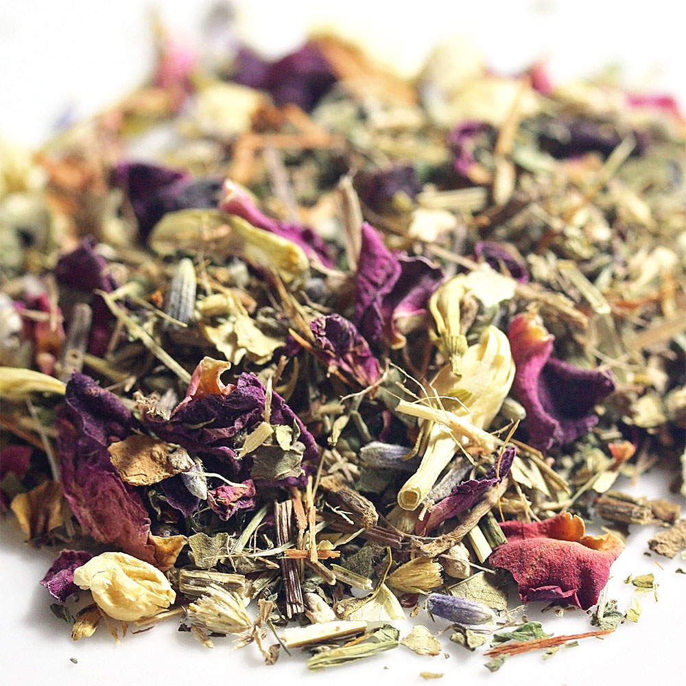 Deepest Sleep Organic Loose Leaf Tea For Sleep And Dreams