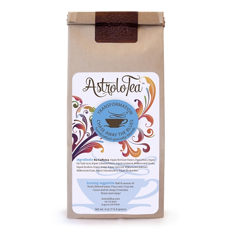 Chase Away The Blues Loose Leaf Tea Blend