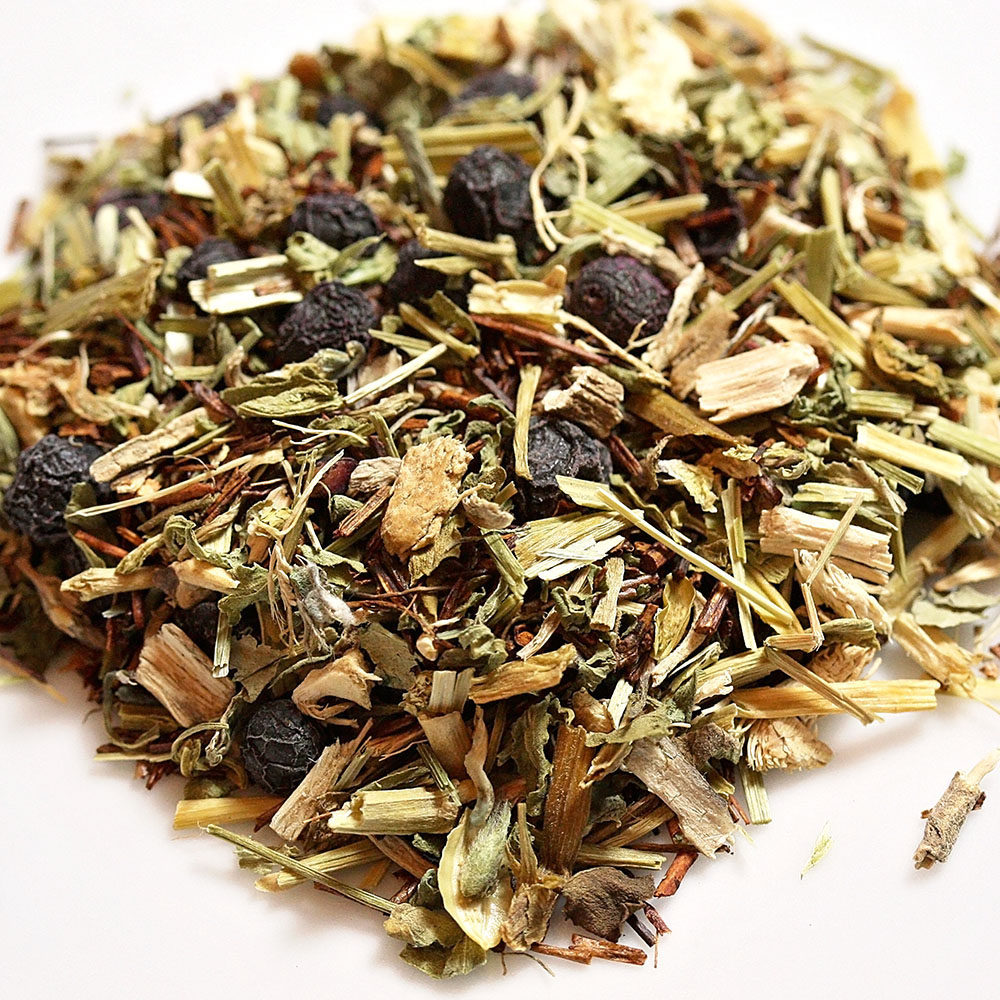 Aquarius Organic Loose Leaf Tea