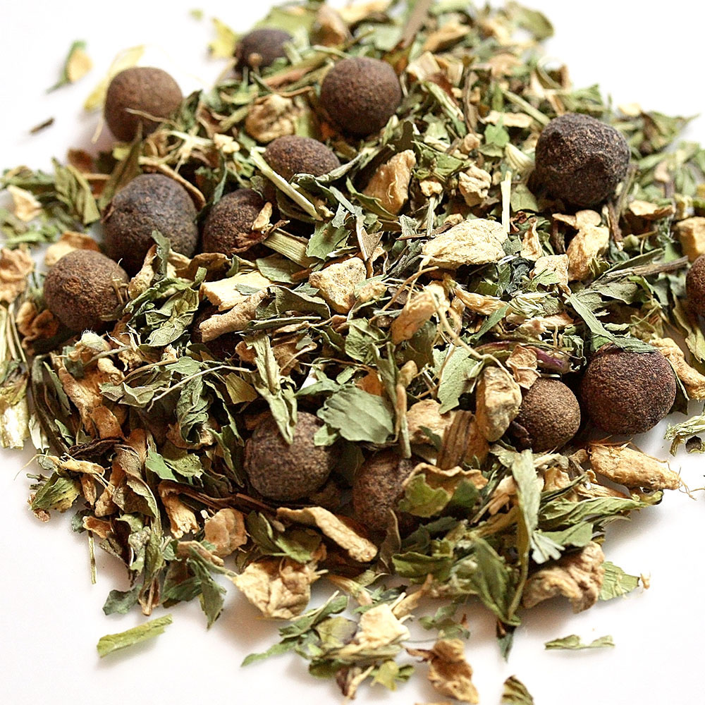 Gemini Organic Loose Leaf Tea