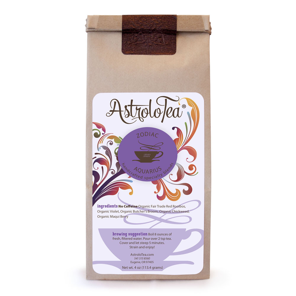 Aquarius Loose Leaf Tea Blend