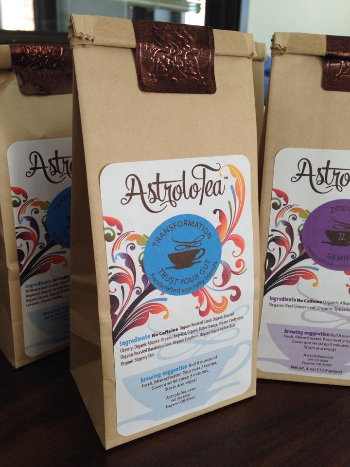 AstroloTea® Organic Loose Leaf Tea
