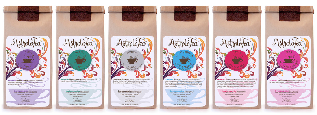 AstroloTea-Product-line